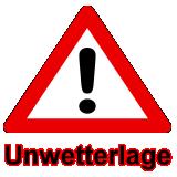 Amtliche WARNUNG vor STURMBÖEN für Oberbergischer Kreis