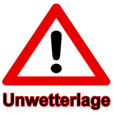 VORABINFO UNWETTER vor SCHWEREM GEWITTER (-Oberbergischer Kreis-)